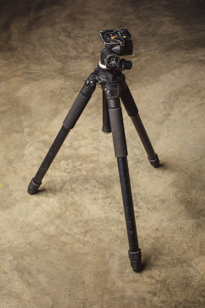 tripod maintenance and repair