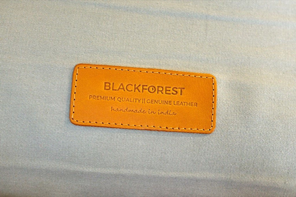 Blackforest Rimo I camera bag