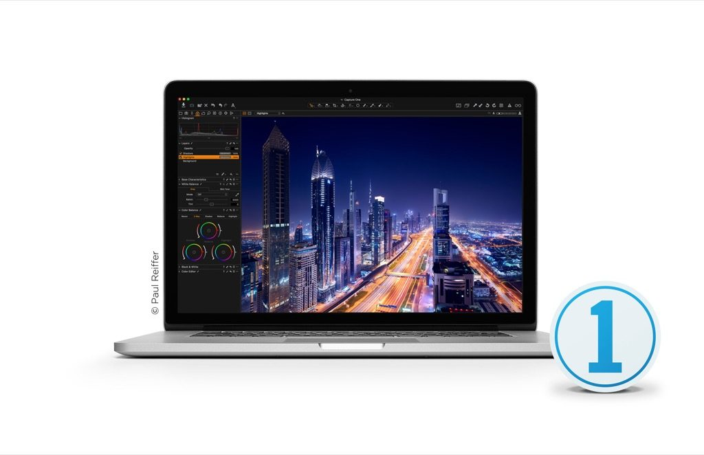 Capture One Pro 11, image-editing software