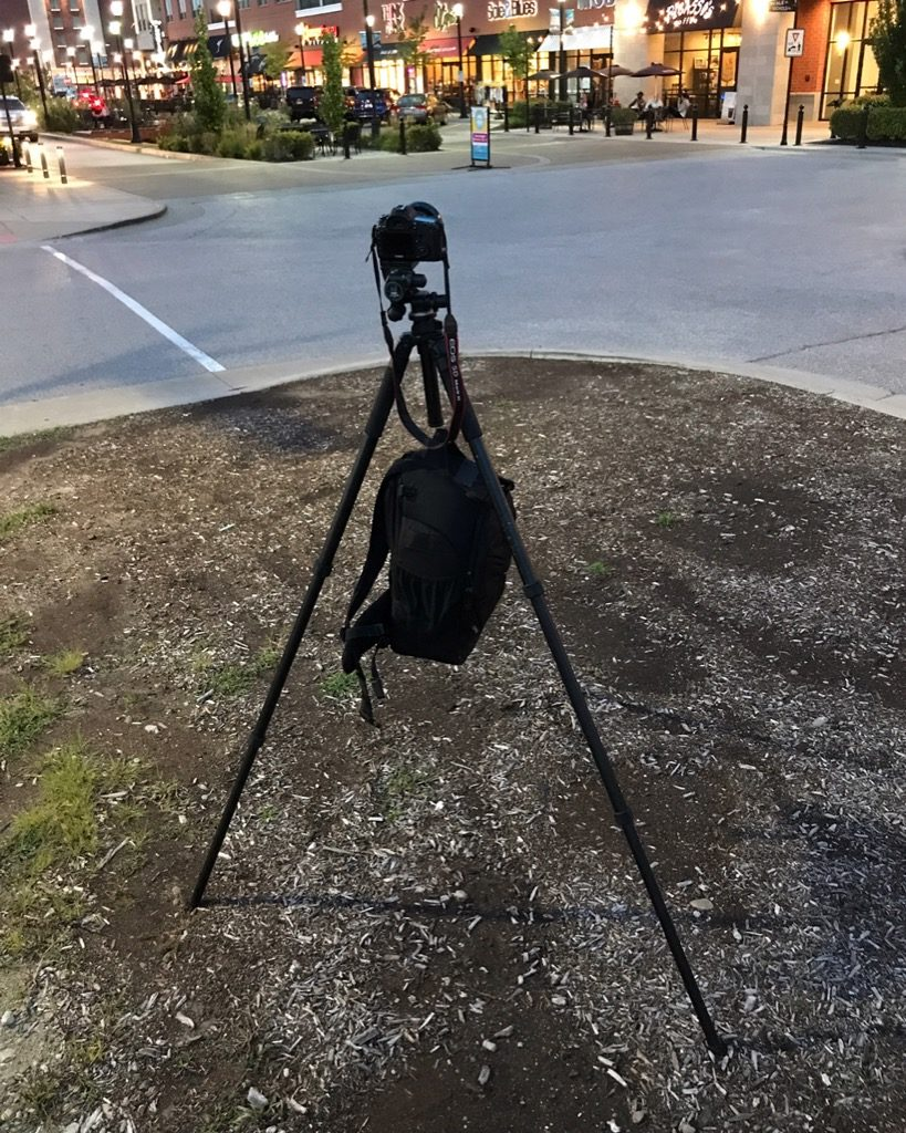 In the Digital Photo Tip of the Week, learn about a hidden feature of many tripods that allow them to weighed down for more stability