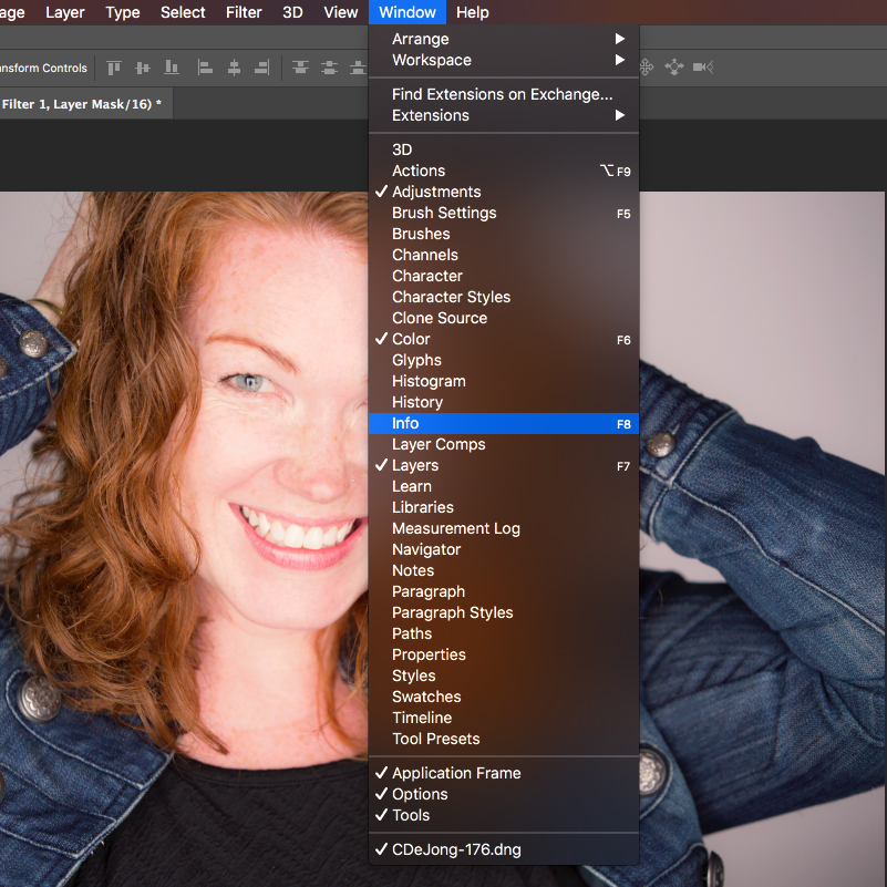 Customize Photoshop's Info Panel - Digital Photo Magazine
